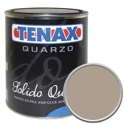 Полиэфирный клей густой Tenax Solido Quarzo Tabacco (темно-бежевый) 1л - фото 10000