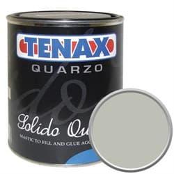 Полиэфирный клей густой Tenax Solido Quarzo Whinter Sky (серый) 1л - фото 10006