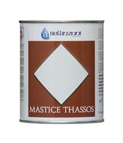 Полиэфирный клей-мастика густой Bellinzoni Thassos Solido (опаловый) 0,75кг - фото 10017