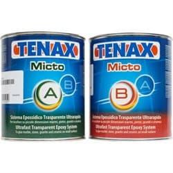 Эпоксидный клей жидкий Tenax Micto Trasparente (прозрачный) 1+1л - фото 10089