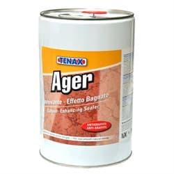 Покрытие Ager (мокрый камень/защита/антиграффити) 5л Tenax - фото 10128