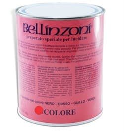 Воск густой красный 1,3кг Bellinzoni - фото 10293