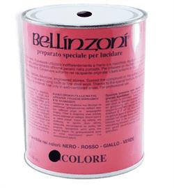 Воск густой черный 1,3кг Bellinzoni - фото 10295