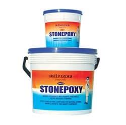 Эпоксидный клей густой Bellinzoni Stonepoxy (серый) 4,5+1,5кг - фото 10361