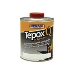 Краситель светло-коричневый Maple Brown Tepox-Q для эпоксидной пропитки жидкий 250 мл Tenax - фото 10424