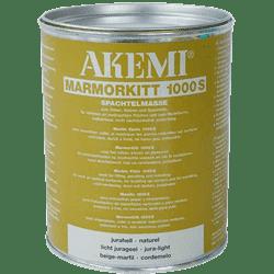 Полиэфирный клей для мрамора пастообразный Akemi 1000 S (светло-бежевый) 8,5кг (10508) - фото 10582