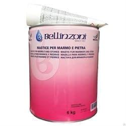 Полиэфирный клей-мастика густой Bellinzoni 2000 Transparente Solido SPEZIAL TAK (медовый) 4кг - фото 11503