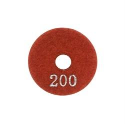 АГШК гранит/мрамор BALL d. 50мм*2,0 №200 TECH-NICK без подачи воды (Черепашка) - фото 13536