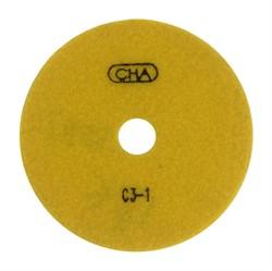 АГШК С3 d. 125мм*20*2 мрамор CHA №1 (Черепашка) - фото 13613