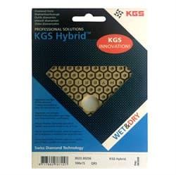 АГШК KGS Hybrid d. 100мм универсальный №50 (Черепашка) - фото 13629