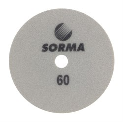 АГШК SORMA I-DIA MX d. 100мм*1,5 №60 гранит/мрамор/кварц без подачи воды (Черепашка) - фото 13650