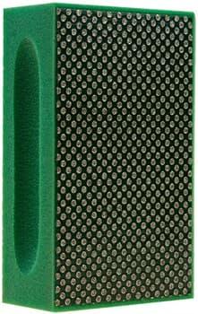 Губка алмазная шлифовальная Flexis Гранит/Мрамор KGS №60 - фото 13848