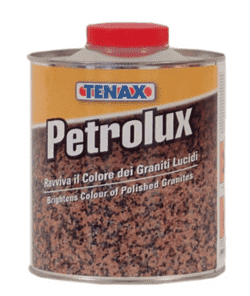 Пропитка Petrolux водо/маслоотталкивающее прозрачный (защита/усиление цвета) для полированных поверхностей 1л Tenax - фото 3730