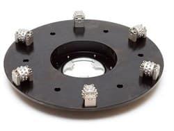 Планшайба металлическая для роликовой бучарды CHA - фото 3888
