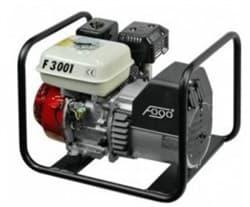 Генератор Fogo F 3001 (однофазный) 2.5 Квт. - фото 4020