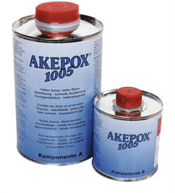 AKEPOX (Акепокс) 1005 – эпоксидный клей Akemi 1,25кг - фото 4665
