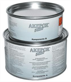 Эпоксидный клей густой Akemi Akepox 5010 (прозрачный) 1,5+0,75кг - фото 4666