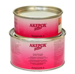 Эпоксидный клей желеобразный Akemi Akepox 2010 A+B 450г (10616) - фото 4668