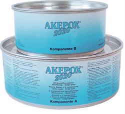 Эпоксидный клей желеобразный Akemi Akepox 2020 2,0+1,0кг (10620) - фото 4669