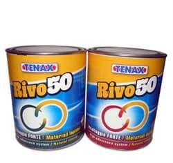 Клей эпоксидный Rivo-50 (бежевый, густой) 17+17л Tenax - фото 4980