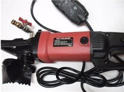 Углошлифовальная машина с регулировкой оборотов DIS – д.150мм (1600Вт/220В) - фото 5995
