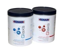Эпоксидный клей для мрамора густой Tenax Glaxs A+B (прозрачный) 1+0,7л - фото 6076