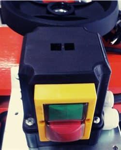 Пускатель NMM электромагнитный 220В - фото 6702