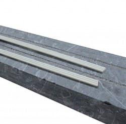 Полоса для армирования из стекловолокна 8x3 мм (100 м)  АМР - фото 7127