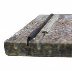 Лента противоскольжения Abrasivi Adria серая (резина) - фото 7139