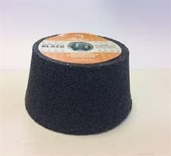 Шарошка бакелитовая конусная М14 (100/80*50) Black TECH-NICK №16 - фото 7631