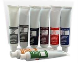 Набор красителей для эпоксидного клея Akepox 8шт по 30мл AKM (11226) - фото 7869