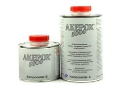 AKEPOX (Акепокс) 5000 – эпоксидный клей Akemi (прозрачный) 1,5л - фото 8366