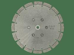 Диск для болгарки по граниту (d. 230мм) сегментный VSN Laser B [М14] - фото 8431