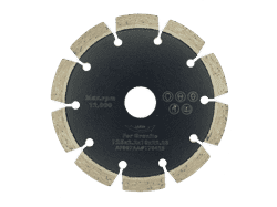 Диск для болгарки по граниту (d. 125мм) сегментный VSN Laser GP [22,2 мм] - фото 8459