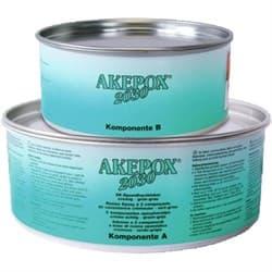 AKEPOX (Акепокс) 2030 – эпоксидный клей Akemi (серо-зеленый) 2,25кг - фото 8594