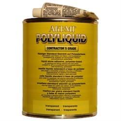 Полиэфирный клей для камня жидкий Akemi Poly-Liquid (прозрачный с медовым оттенком) 1л (10482) - фото 8601