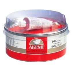 Полиэфирный клей многофункциональный Akemi (серый) 2кг (20318) - фото 8605
