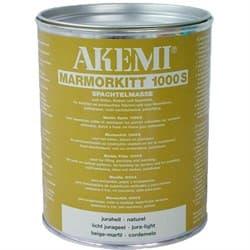 Полиэфирный клей для мрамора пастообразный Akemi 1000 S (светло-бежевый) 1л (10507) - фото 8606