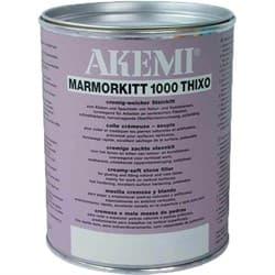 Полиэфирный клей для камня пастообразный Akemi 1000 Thixo (импала темно-серый) 1л (10432) - фото 8615