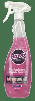 Очиститель Bravo Anticalcare Spray (от извести/кислота) 0,75л Tenax - фото 8805