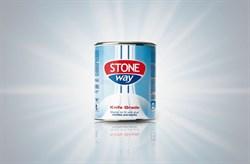 Полиэфирный клей-мастика жидкий Tenax Fluido Stoneway Trasparente (медовый) 1л - фото 9167