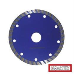 Диск для болгарки по бетону/железобетону (d. 125мм) турбо DIAMASTER COBRA Standard [22,2 мм] - фото 9252