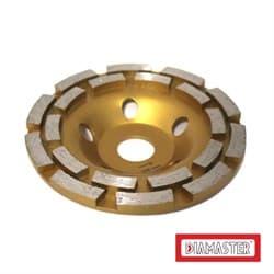 АШК DIAMASTER COBRA DIY Ø 125мм двухрядный по бетону - фото 9255