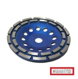 АШК DIAMASTER COBRA Premium Ø 180мм двухрядный по бетону - фото 9277