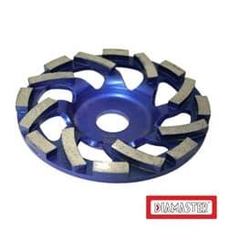 АШК DIAMASTER COBRA Standard Ø 125мм бумеранг по бетону - фото 9285