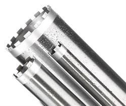 """Сверло алмазное сегментное по ж/б Ø42мм/L-450мм (1""""1/4) wet/ТВЧ Diamaster Premium PRO - фото 9443"""