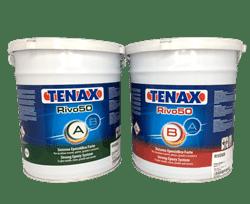 Клей эпоксидный для гранита густой Tenax Rivo-50 (бежевый) 4+4л - фото 9702