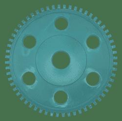 Фреза дисковая/обнижающая Ø350 #30/40 FEIYAN - фото 9812
