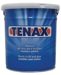 Полиэфирный клей-мастика густой Tenax Solido Trasparente (медовый) 4л - фото 9953