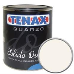 Полиэфирный клей густой Tenax Solido Quarzo Optical White (супербелый) 1л Tenax - фото 9957